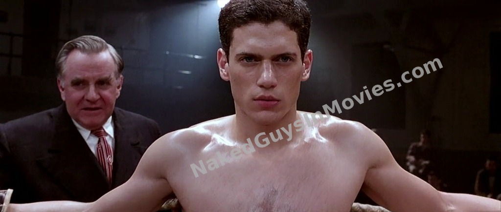 wentworth miller ass naked