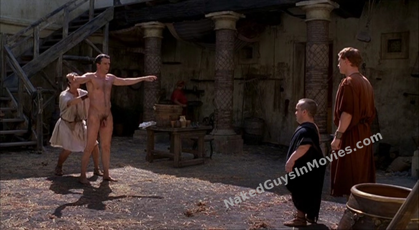 Hbo rome nude video